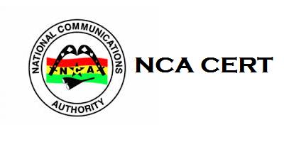 NCA CERT Portal